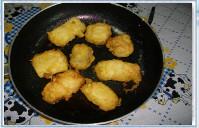 kokochas de bacalao en salsa verde